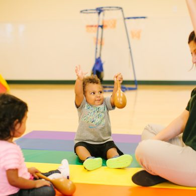 Infants Music and More with Teacher