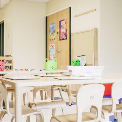 Pre K 2 & School Age Classroom