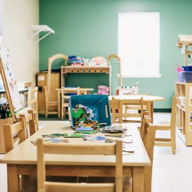Preschool Classroom 3