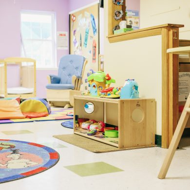 Transitional Infant Classroom 2