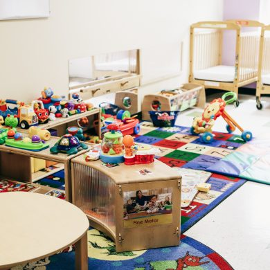 Transitional Infant Classroom