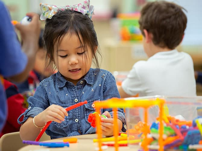 Pre-Kindergarten | Kiddie Academy
