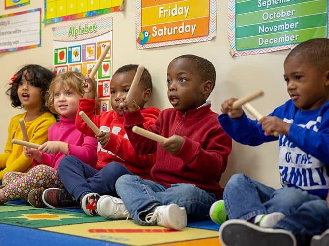 Preschool | Kiddie Academy