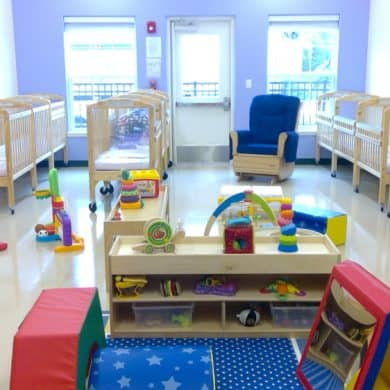 1 Class Kiddie Academy of Little Rock