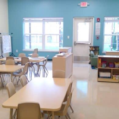 5 Class Kiddie Academy of Little Rock