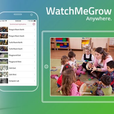 Live, streaming video in every classroom for peace-of-mind