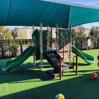 Awesome preschool age playground!