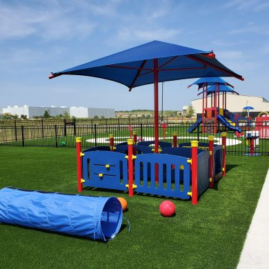 Playscape for Infant and YT