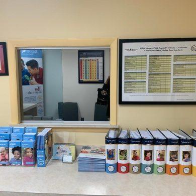 Curriculum temporary office