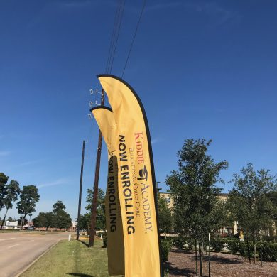 We're a little hidden so hopefully our banners help you locate us! We're located right behind the Shell Gas Station and CheckOut Food Store off of Mandolin Dr. Across from the Highpoint at Cypresswood apartment complex.