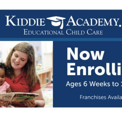 We're enrolling!!