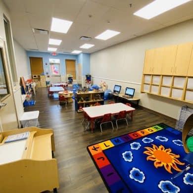 Three-Year-Old Classroom