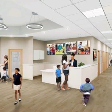 Kiddie Academy of Smyrna-Lobby