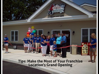 Grand Opening Tips