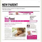 NewParent blog