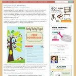 Kiddie Academy Family History Project {Free Printable} - Moneywise Moms (1)