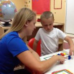 Kiddie Academy of Hamilton classroom