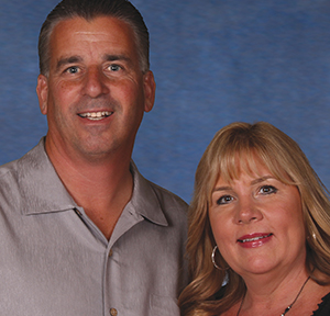 Franchisee owners David and Beth Holmes have combined their passion with flexibility to create a successful business