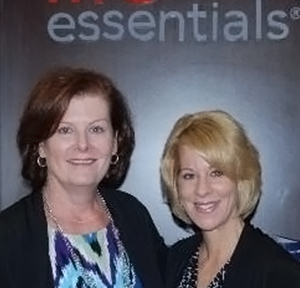 Kathy Naugle (left) and Pamela Maxwell, co-owners of Kiddie Academy of Hamilton, NJ