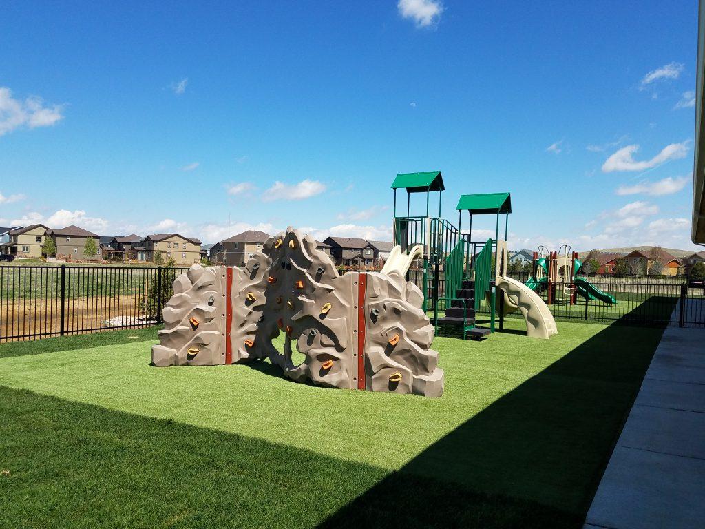 Kiddie Academy of Erie is licensed to serve children 6 weeks to 5 years old.