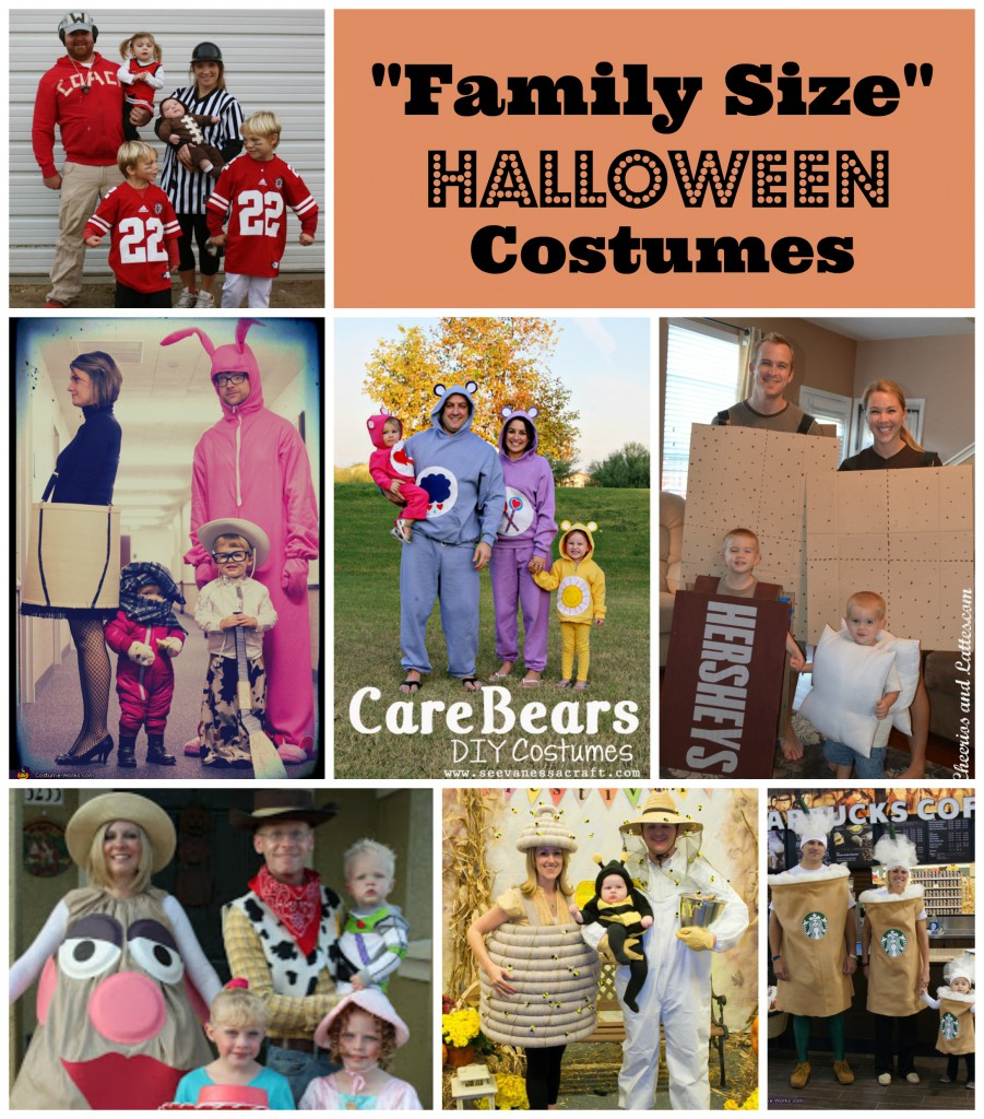 Family costume ideas  sc 1 st  Kiddie Academy & Family Halloween Costume Ideas | Kiddie Academy