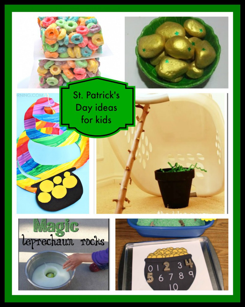 Ideas For Kids Bedroom: St. Patrick's Day Celebration Ideas For Kids