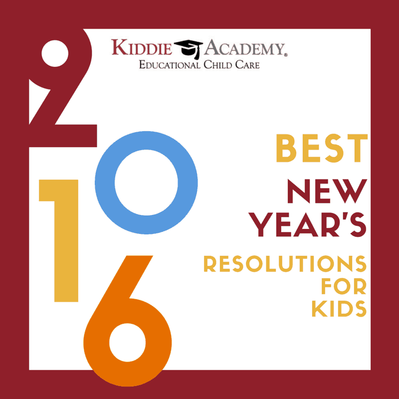 NewYear's Resolutions for Kids