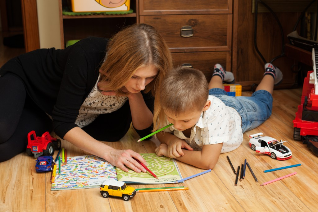 upbringing and education