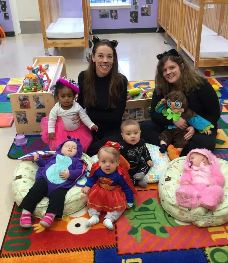 kiddie academy's halloween highlights | kiddie academy