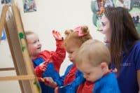 Kiddie Academy Art