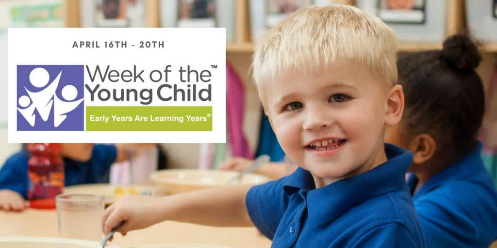 Kiddie Academy celebrates NAEYC Week of the Young Child