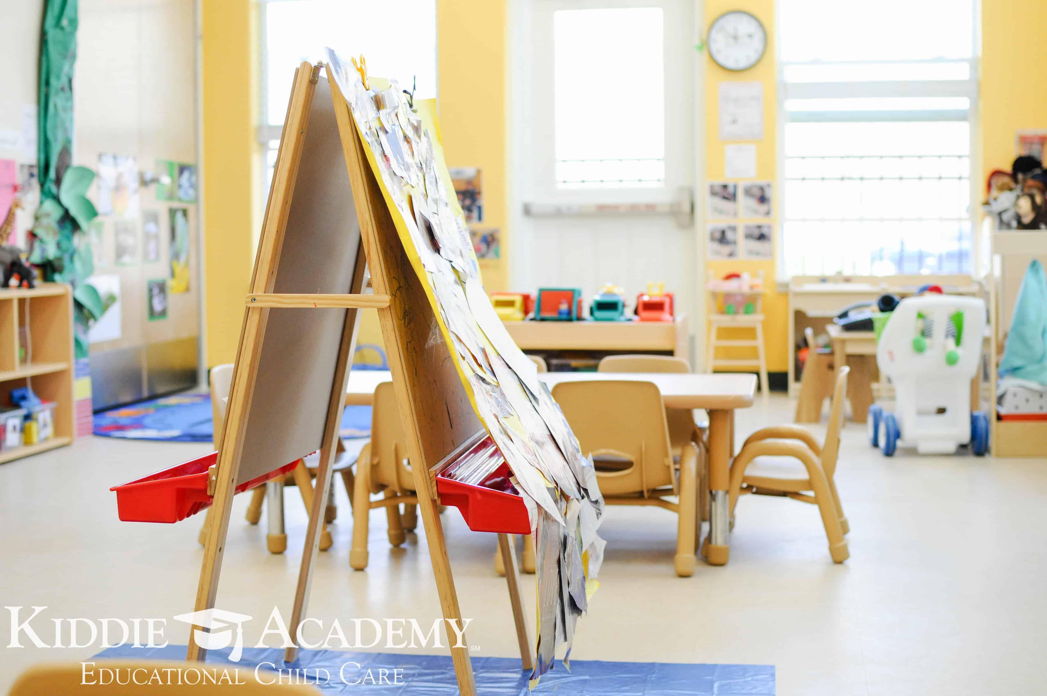 Kiddie Academy Classroom_Art