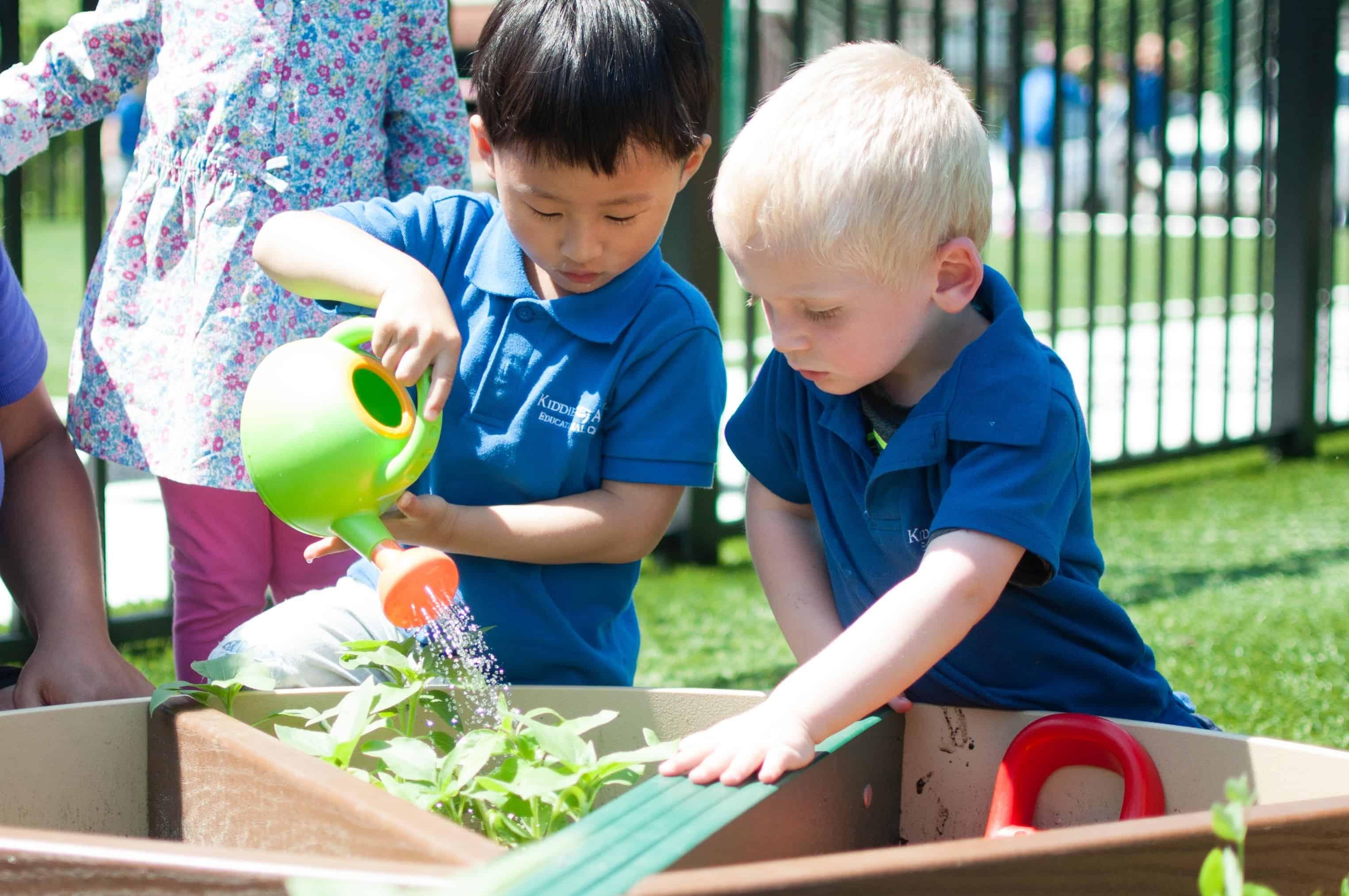 Kiddie Academy_Gardening