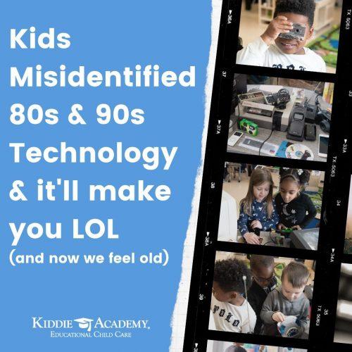Kiddie Academy Old-Tech