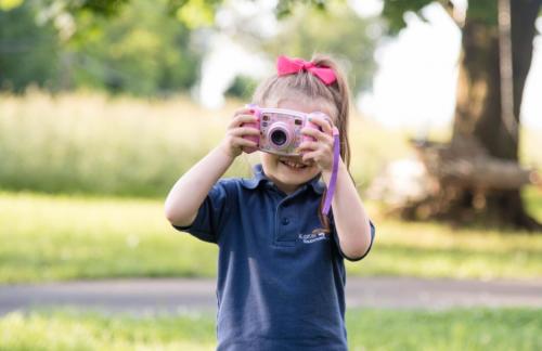 kiddie academy photo hunt