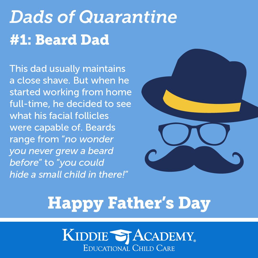 beard dad