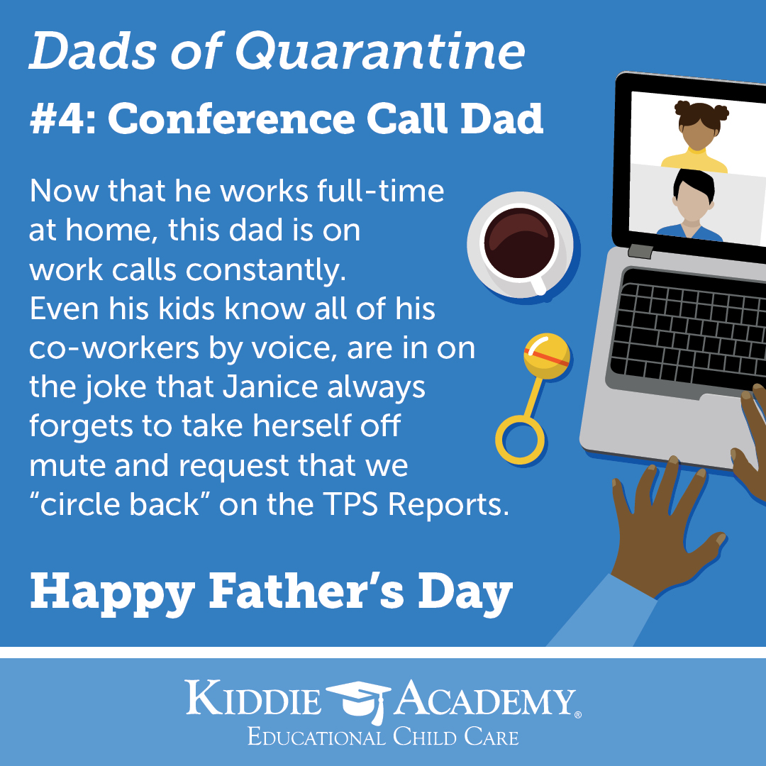conference call dad