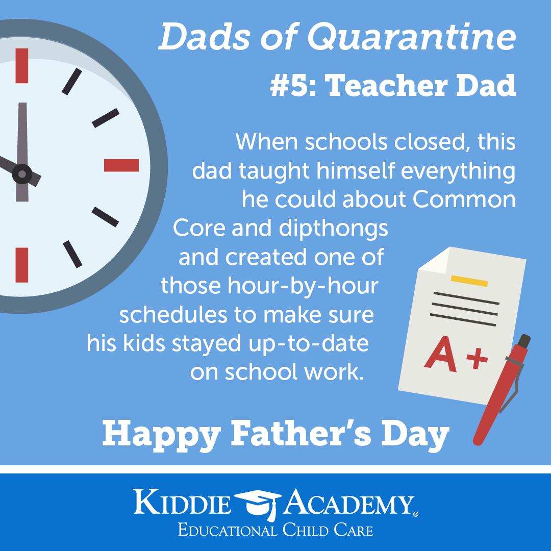teacher dad