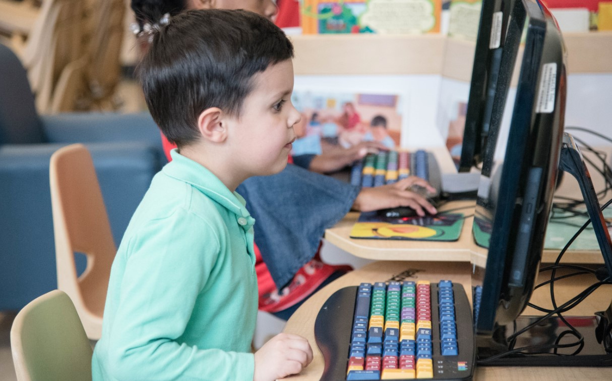 Kiddie Academy distance learning support