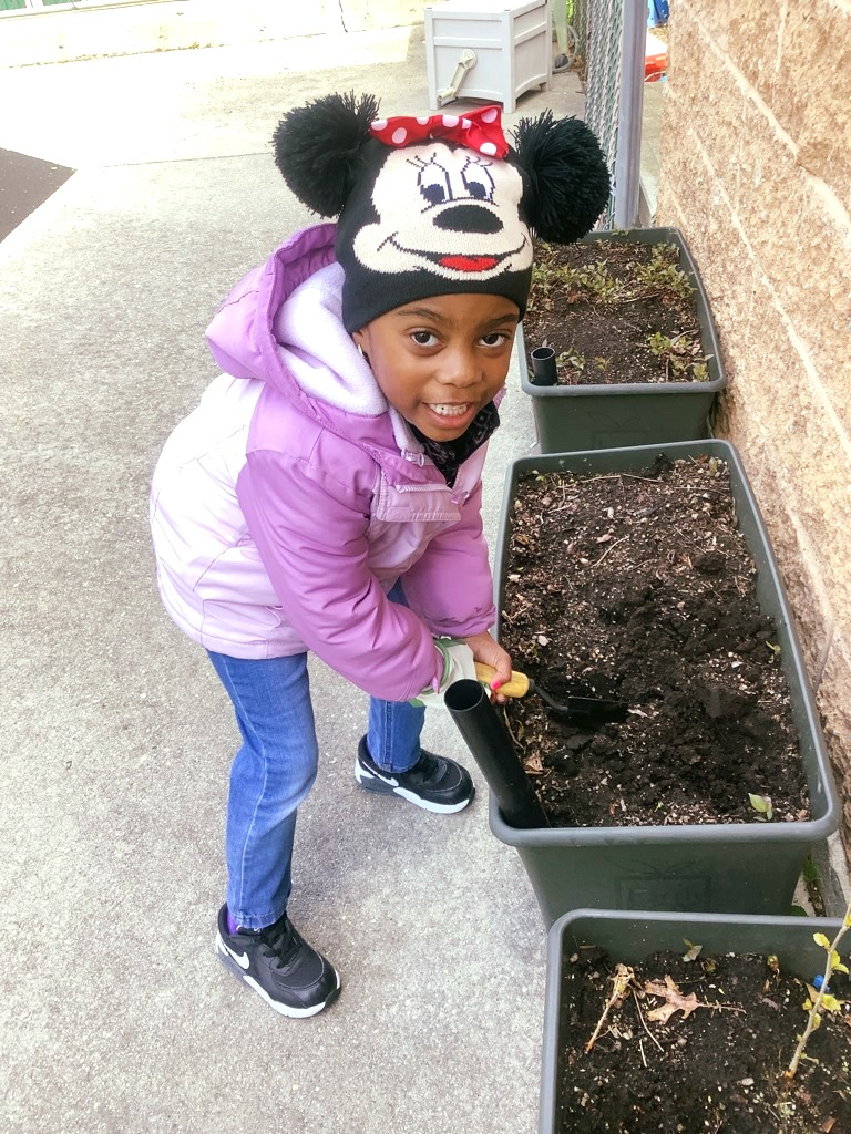 Kiddie Academy Earth Day 2021